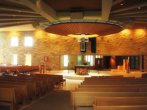 Church Sanctuary Design